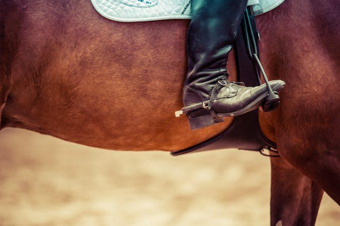 botas para andar a cavalo
